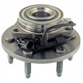 Wheel Hub Bearing Assembly 515036 (BR930304 SP500300 402.66000)