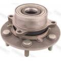 Wheel hub unit MITSUBISHI PAJERO/MONTERO SPORT CHALLENGER KH 2008 MR992374 3880A036 2DUF050N-7