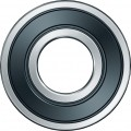 6217-2RSR-C3 DEEP GROOVE BALL BEARING
